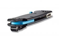 Benchmade Bugout Grey S90V Drop Point Blade Carbon Fiber Handle