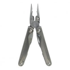 Leatherman Charge Plus TTi Multi-Tool Front Side Open