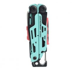 Leatherman Signal Multi Tool Aqua Front Side Closed