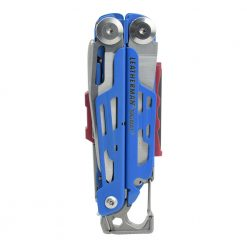 Leatherman Signal Multi-Tool Cobalt Front Side Closed