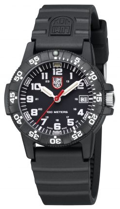 Luminox Leatherback SEA Turtle 0301 Front Side Angled