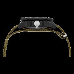 Luminox Navy SEAL 3600 Series 3617.SET Green/Black Side Profile