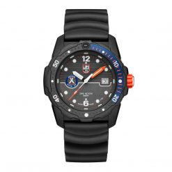 Luminox Bear Grylls Survival SEA 3720 Series 3723 Black/Blue Front Side Closed Center