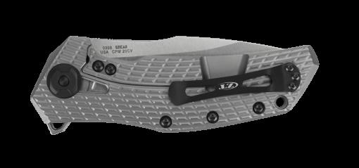 Zero Tolerance 0308 20CV Blade Coyote G-10/Titanium Handle Back Side Closed