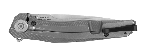 Zero Tolerance 0707 20CV Blade Carbon Fiber/Titanium Handle Back Side Closed