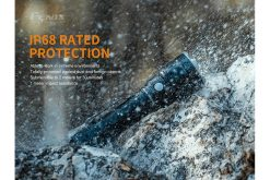 Fenix TK22UE Tactical Flashlight - 1600 Lumens Infographic 6