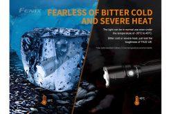 Fenix TK22UE Tactical Flashlight - 1600 Lumens Infographic 5