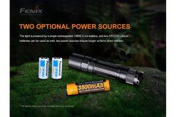 Fenix PD32 V2.0 Compact Flashlight - 1200 Lumens Infographic 10
