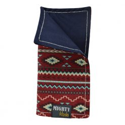 Mighty Hanks Handkerchief Cherokee Mighty Mini with Microfiber Closed