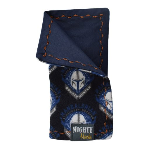 Mighty Hanks Handkerchief Mandalorian Mighty Mini with Microfiber Closed