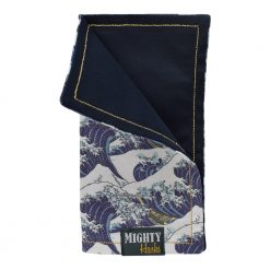 Mighty Hanks Handkerchief The Great Wave Mighty Mini with Microfiber Closed