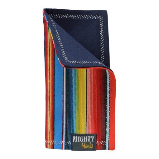 Mighty Hanks Handkerchief Serape Mighty Mini with Microfiber Closed