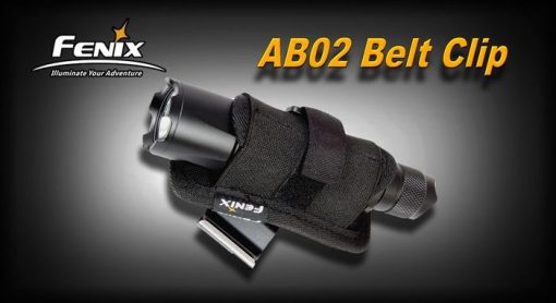 Fenix AB02 Belt Clip Infographic 5