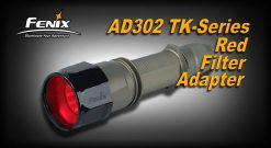Fenix AD302R TK-Series Red Filter Adapter Infographic 2
