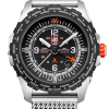 Luminox Bear Grylls Survival AIR Series 3762 GMT Watch Front Side Closed