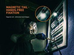 Fenix E18R Rechargeable LED Flashlight - 750 Lumens Infographic 11