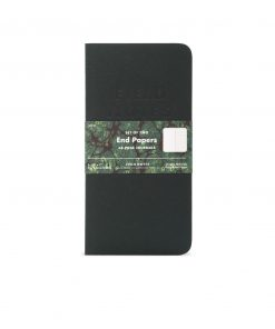 Field Notes End Papers - Journal 2 Pack (68 Pages) Front Side Center