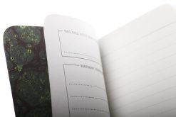 Field Notes End Papers - Journal 2 Pack (68 Pages) Page Close Up