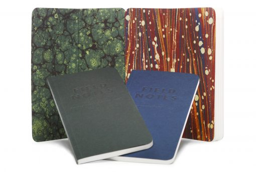 Field Notes End Papers - Journal 2 Pack (68 Pages) Open Front Side Both
