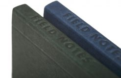 Field Notes End Papers - Journal 2 Pack (68 Pages) Spine Close Up