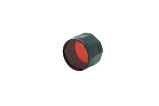 Fenix AD302R TK-Series Red Filter Adapter Front Side