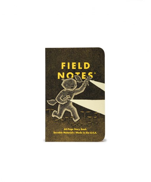 Field Notes Haxley Illustrated Story Book/Sketch Book (64 Pages) Front Side Center