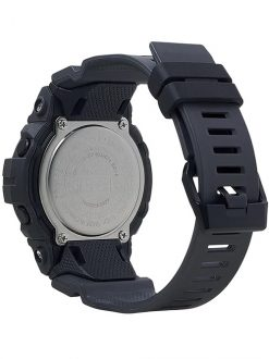 G-Shock Digital POWER TRAINER Black GBD800UC-8 Back Side Closed