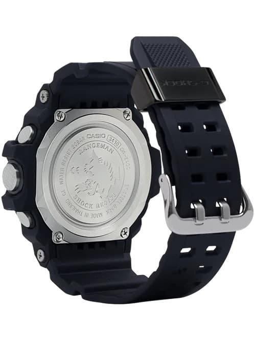 G-Shock Digital Master of G Black GW9400-1Back Side Closed Angled