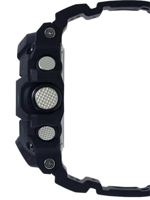 G-Shock Digital Master of G Black GW9400-1B Side Profile
