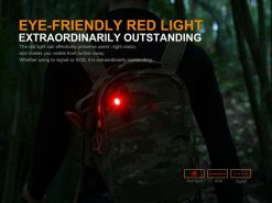Fenix LD15R USB Rechargeable Right Angle Flashlight - 500 Lumens Infographic 6