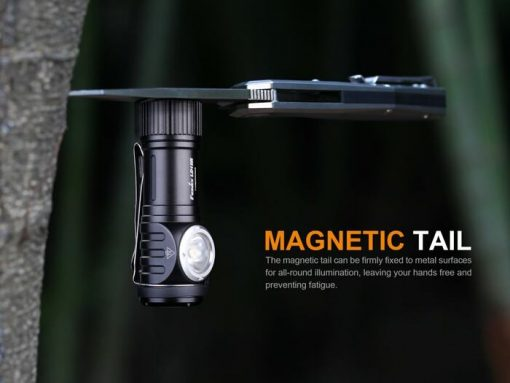Fenix LD15R USB Rechargeable Right Angle Flashlight - 500 Lumens Infographic 10