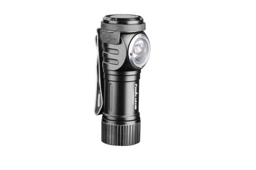 Fenix LD15R USB Rechargeable Right Angle Flashlight - 500 Lumens Vertical Center
