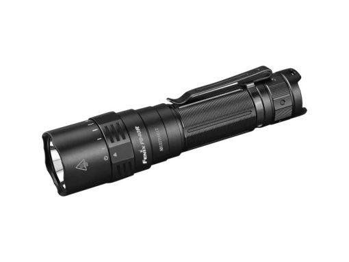 Fenix PD40R V2.0 Flashlight - 3000 Lumens Front Side