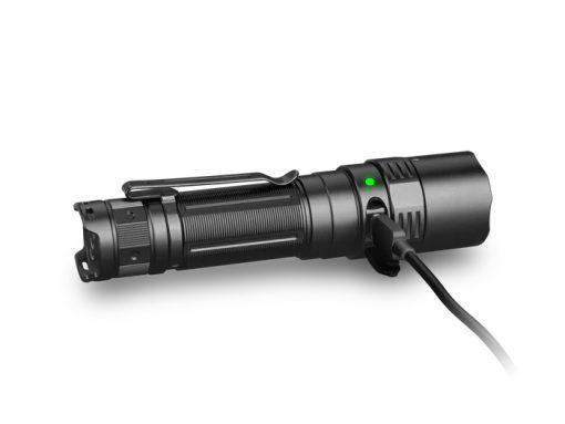 Fenix PD40R V2.0 Flashlight - 3000 Lumens Bak Side