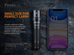 Fenix PD40R V2.0 Flashlight - 3000 Lumens Infographic 5