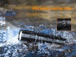 Fenix PD40R V2.0 Flashlight - 3000 Lumens Infographic 7