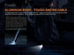 Fenix PD40R V2.0 Flashlight - 3000 Lumens Infographic 8