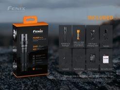 Fenix PD40R V2.0 Flashlight - 3000 Lumens Infographic 11