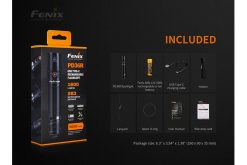 Fenix PD36R Flashlight - 1600 Lumens Luminox 1