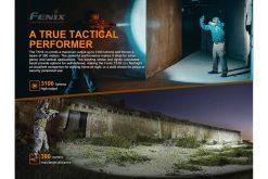 Fenix TK16 V2.0 Tactical Flashlight - 3100 Lumens Infographic 6
