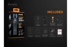 Fenix TK26R Tactical Flashlight - 1500 Lumens Infographic 12