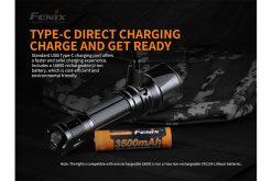 Fenix TK26R Tactical Flashlight - 1500 Lumens Infographic 7