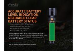Fenix TK26R Tactical Flashlight - 1500 Lumens Infographic 8