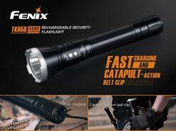 Fenix TK65R Rechargeable LED Flashlight - 3200 Lumens Infographic 10