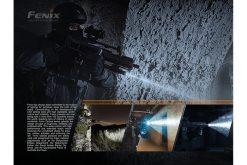 Fenix TK16 V2.0 Tactical Flashlight - 3100 Lumens Infographic 7