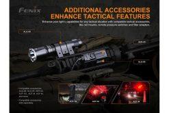 Fenix TK16 V2.0 Tactical Flashlight - 3100 Lumens Infographic 11