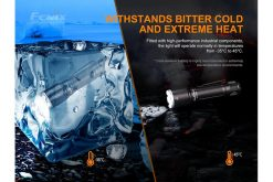 Fenix TK16 V2.0 Tactical Flashlight - 3100 Lumens Infographic 14