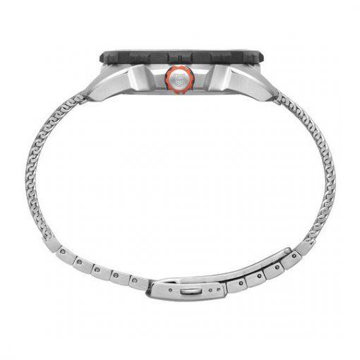 Luminox Bear Grylls Survival AIR Series 3762 GMT Watch Side Profile