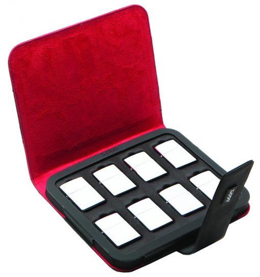 Zippo - Collectors Case Front Side Open