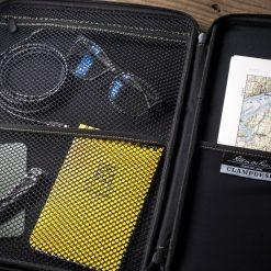Rite in the Rain Weatherproof Clamp Desk Mesh Pocket Close Up